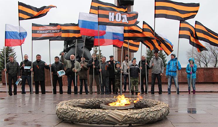 НОД (Национально Освободительное Движение) покинуло Краматорск
