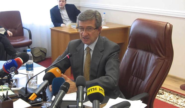 Яценюк дал Таруте день на восстановление жизнеобеспечения Краматорска и Славянска