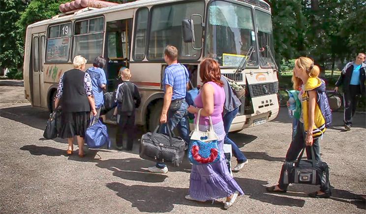 Россияне очень не довольны «неблагодарными беженцами» из Украины