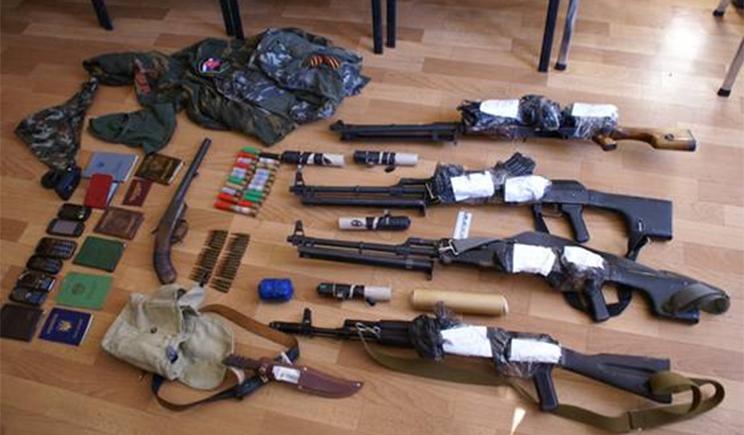 «Кочегар» и «Архара», получившие от Гиркина «Георгиевские кресты IV класса» пойманы СБУ