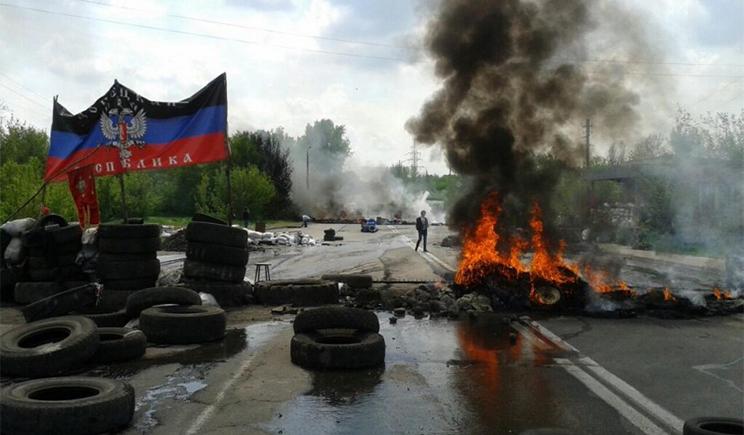 ЛНР заявило о пленении 5 украинских военнослужащих в Северодонецке