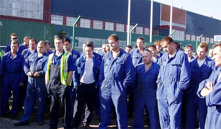 В оккупированном Крыму начались забастовки рабочих