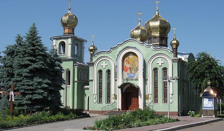 В Донецке похищен священник УПЦ (КП)