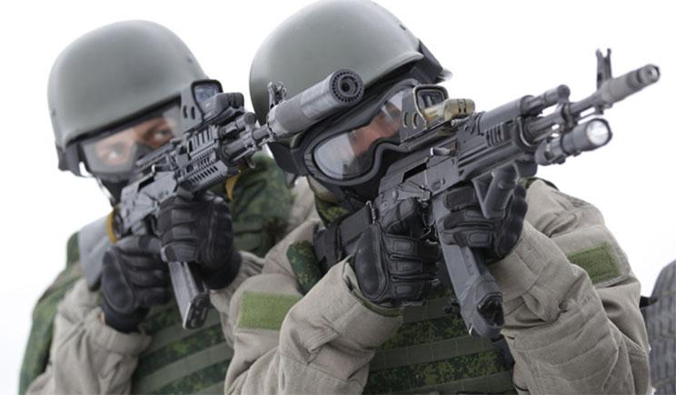 Элитный российский спецназ половину потерь понёс на Донбассе