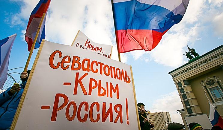 На развитие Крыма Россия не выделила ни одного рубля!!!