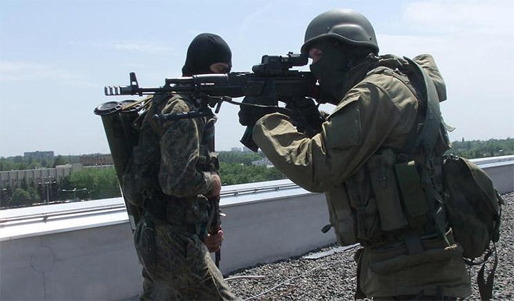 Силы АТО отбили очередную атаку боевиков на Луганский аэропорт