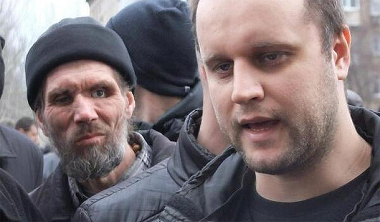 Губарев угрожает «Киевской хунте» 20-тью тысячами головорезов