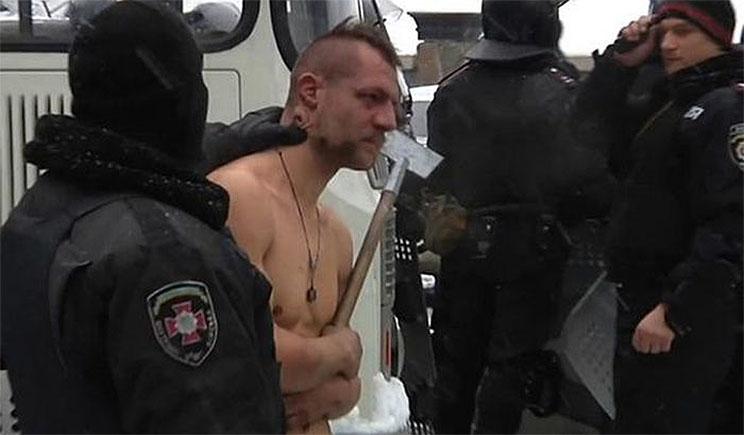 Террористы захватили в плен казака Гаврилюка