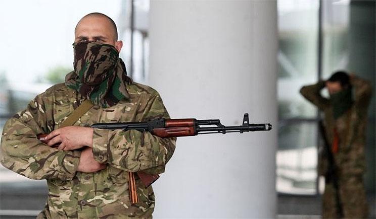 Боевики уже готовятся вывозить дончан в Россию