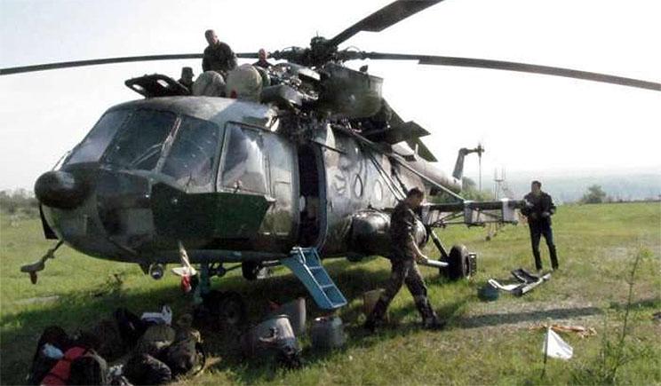 На Донбассе началась плановая ротация личного состава сил АТО