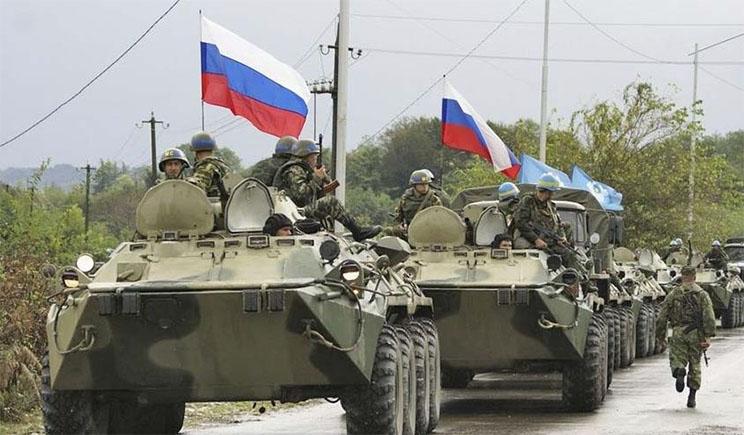 РФ опять стягивает войска к границе с Украиной – СНБО