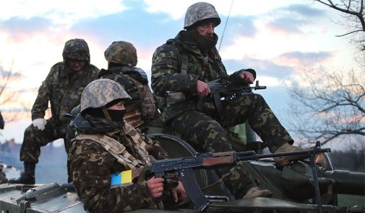Из-за нечеловеческих условий  бойцов с Прикарпатья вынудили покинуть зону АТО