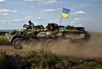 Военные разблокировали Донецкий аэропорт