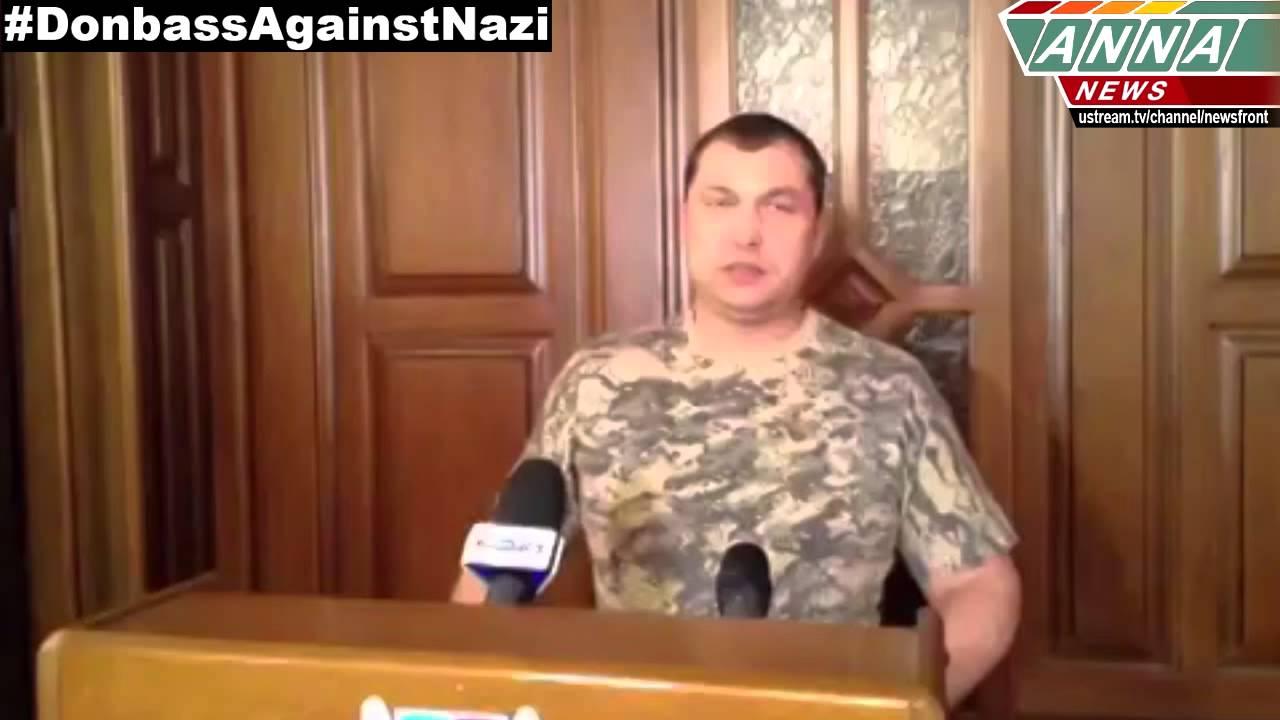 Болотов приказал «армии ЛНР» перейти в контрнаступление