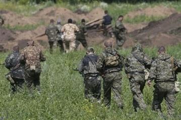 Террористы совместно с войсками РФ безуспешно пытались отбить Саур-Могилу