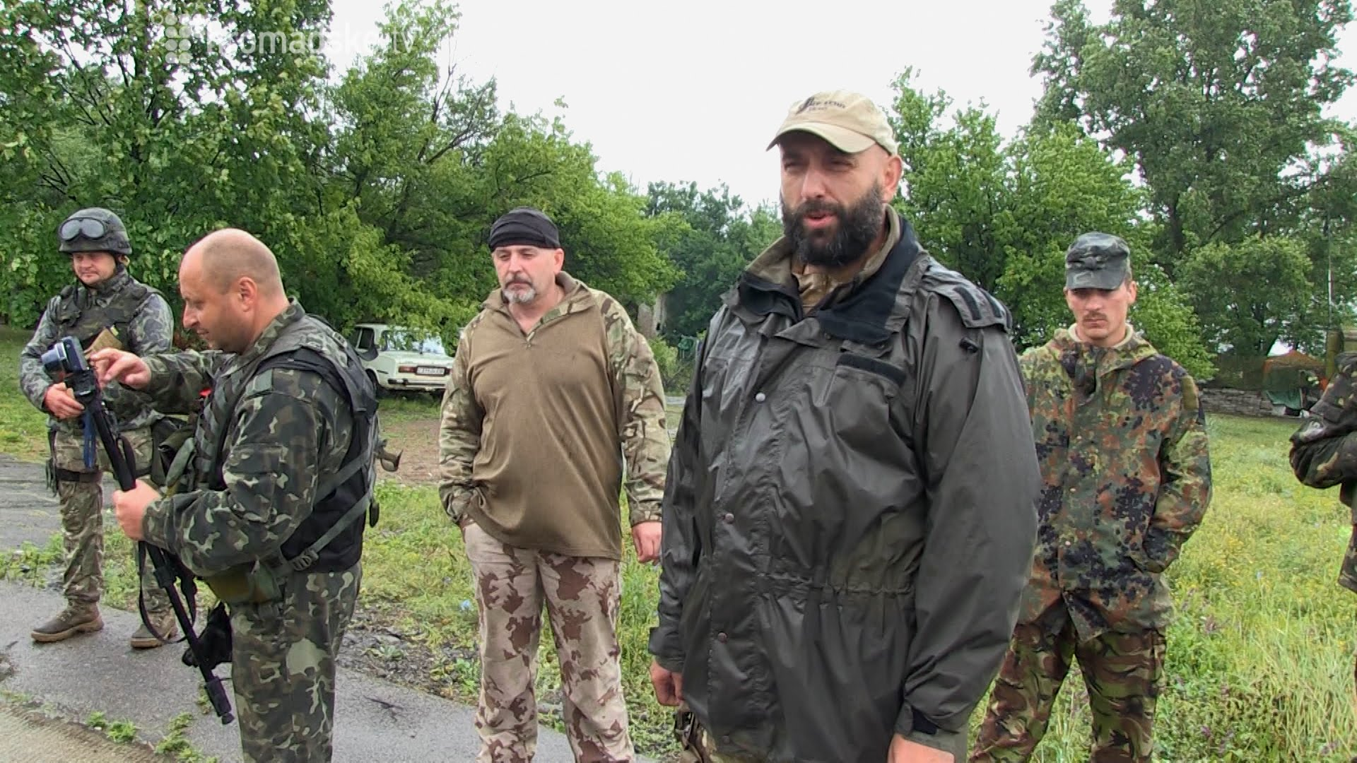 Как жилось в блокадном Краматорске военным, что удерживали аэродром (ВИДЕО)