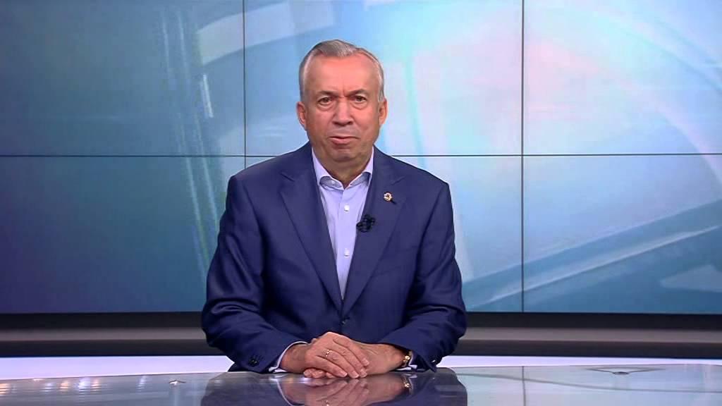 Лукьянченко убежал из Донецка ВИДЕО