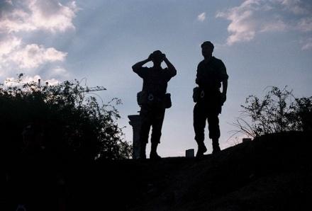 Пограничники уничтожили 5 террористов