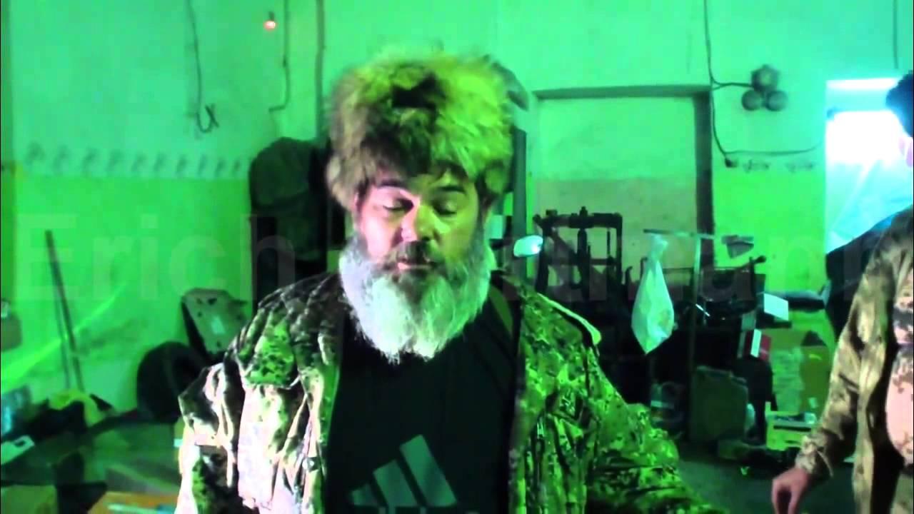 Новое видео от террориста Бабая