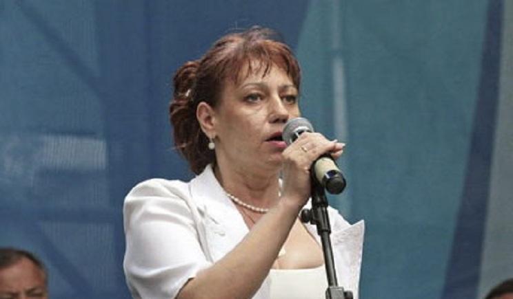 """В коммунистической партии призвали """"принудить к миру проклятую Украину"""""""