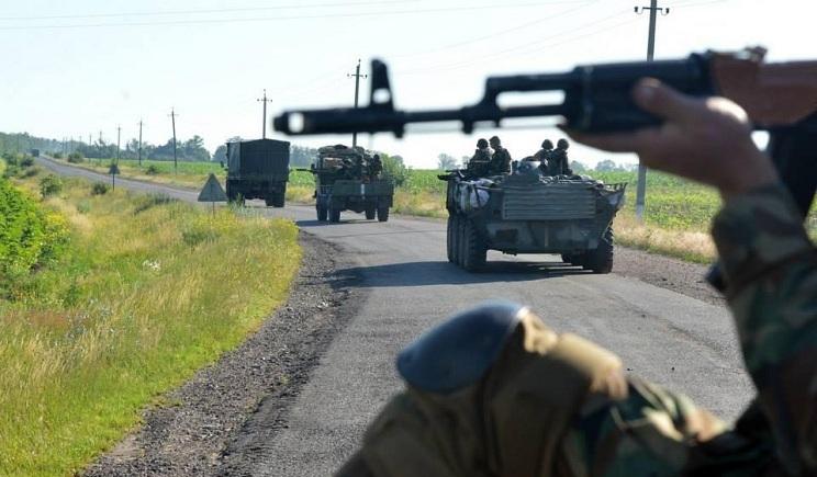 Возле Изварино силовики попали в засаду террористов, есть погибшие