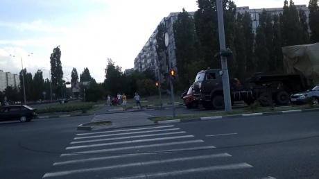 Россия перебрасывает большое количество систем «Бук» к украинской границе ВИДЕО