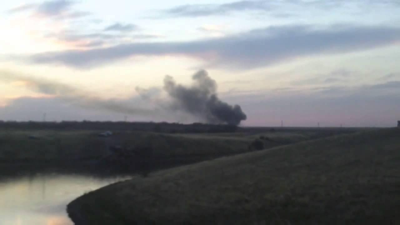 Россия ведет обстрел украинских военных со своей территории