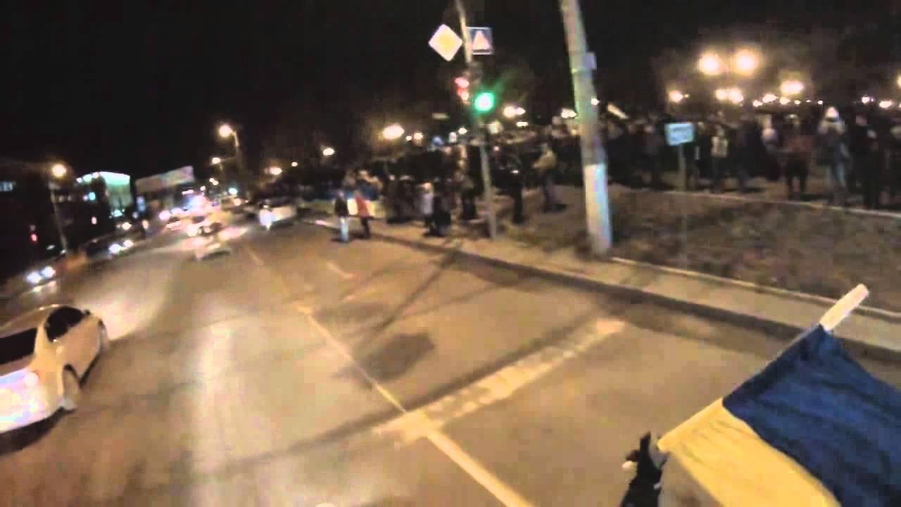Студенты Луганска сняли клип на песню «Луганск — это Украина» (ВИДЕО)