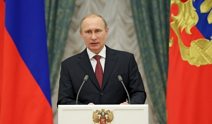Путин среди ночи обратился к террористам