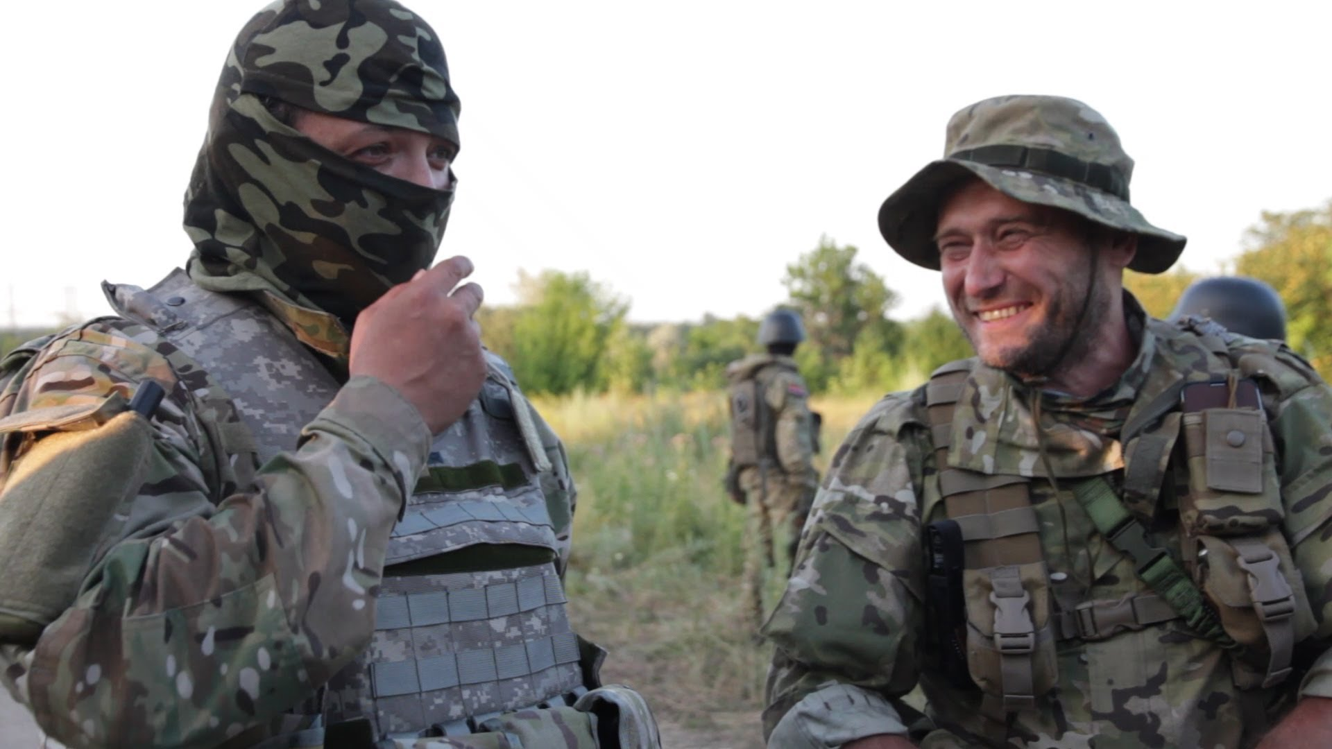 Дмитрий Ярош баллотируется по мажоритарному округу, в котором воюет против российских оккупантов