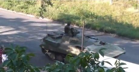 В Ровеньках боевики ввели комендантский час