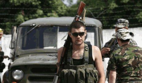 "Батальон ""Айдар""  взял в плен 25 сепаратистов, в том числе трех офицеров ГРУ РФ"