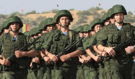 Ответ уверенным в непобедимости Российской армии