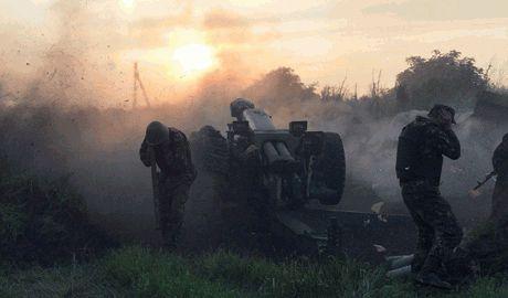 Салют в честь дня независимости Украины будет, украинские военные отсалютуют по позициям террористов