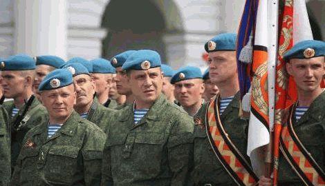 В Пскове могилы погибших в Украине десантников, стали безымянными