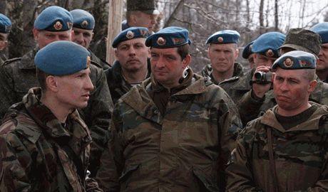 В РФ похоронили еще 300 десантников