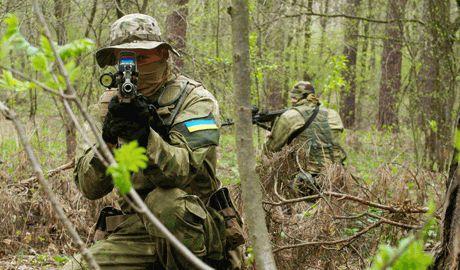 После боя украинских ДРГ против российских, спецназа РФ не стало