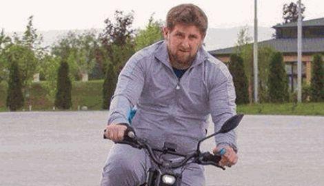 Кадыров решил стать ближе к Путину записавшись в байкеры