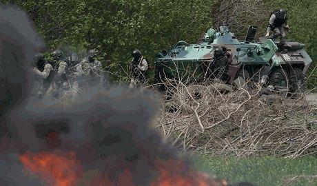 Силы АТО освободили часть Луганска — СНБО