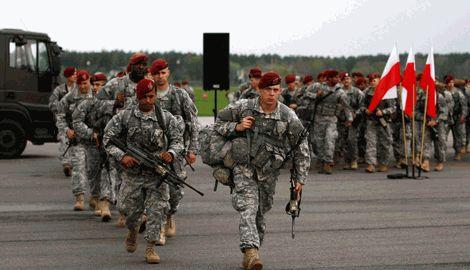 На западной Украине 16-26 сентября пройдут совместные с США военные учения