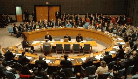 Трансляция заседания совбеза ООН по Украине