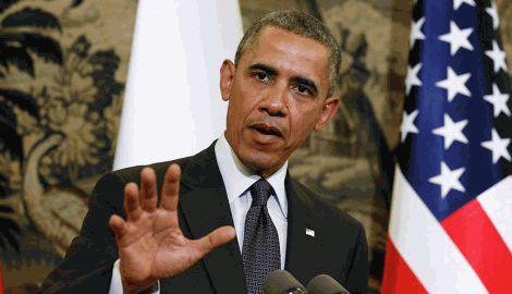 Обама сравнил нынешнюю Россию с фашистской Германией