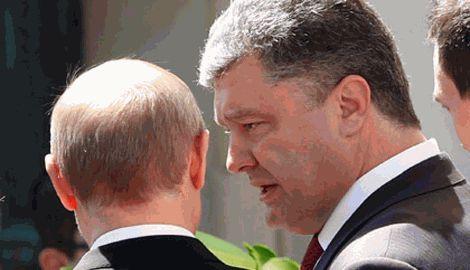 Порошенко рассказал журналистам о чем договорился с Путиным