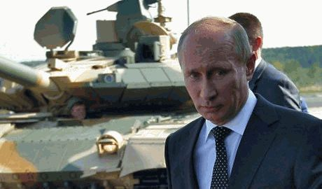Эффективное сопротивление Украины, не оставило Путину ничего кроме, как ввести войска
