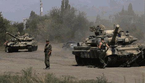 За вчерашние сутки в РФ только с территории Луганской области вывезли 12 разбитых танков