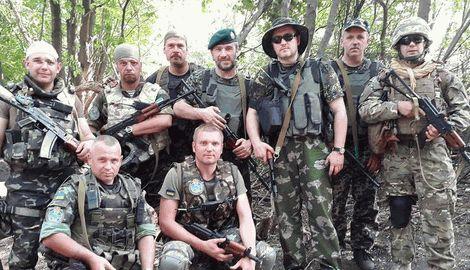 Кадыровцы бегут с Украины, узнав, что чеченский батальон имени Джохара Дудаева начал воевать на востоке
