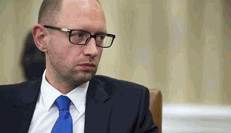 Яценюк согласился подать в отставку