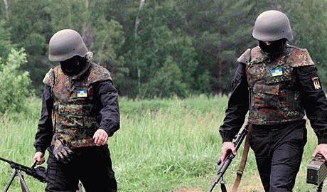 Батальону Донбасс вышло подкрепления, в виде тяжелого вооружения, – пресс-служба Нацгвардии
