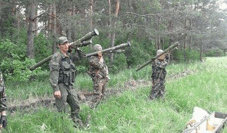 Террористы из «Градов» обстреливают мирных жителей,  и пытаются переложить ответственность на сила АТО ВИДЕОдоказательство