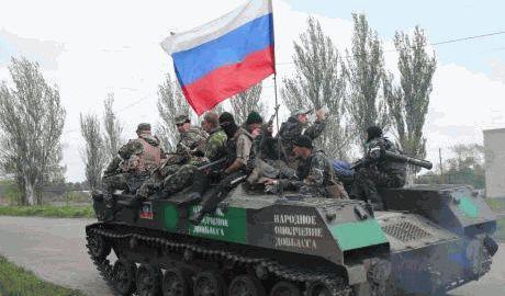 Одно из предприятий Ахметова ремонтирует бронетехнику террористов